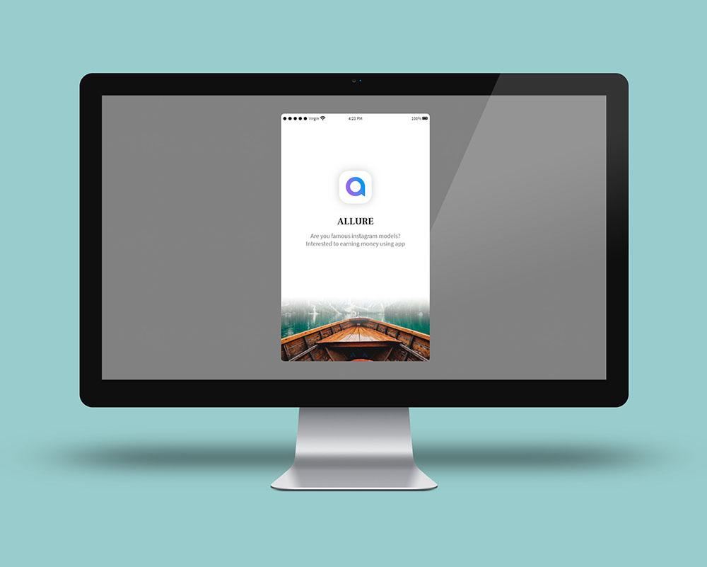 Prototipo de una aplicación web
